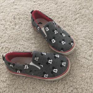 Mickey slides for toddler boy